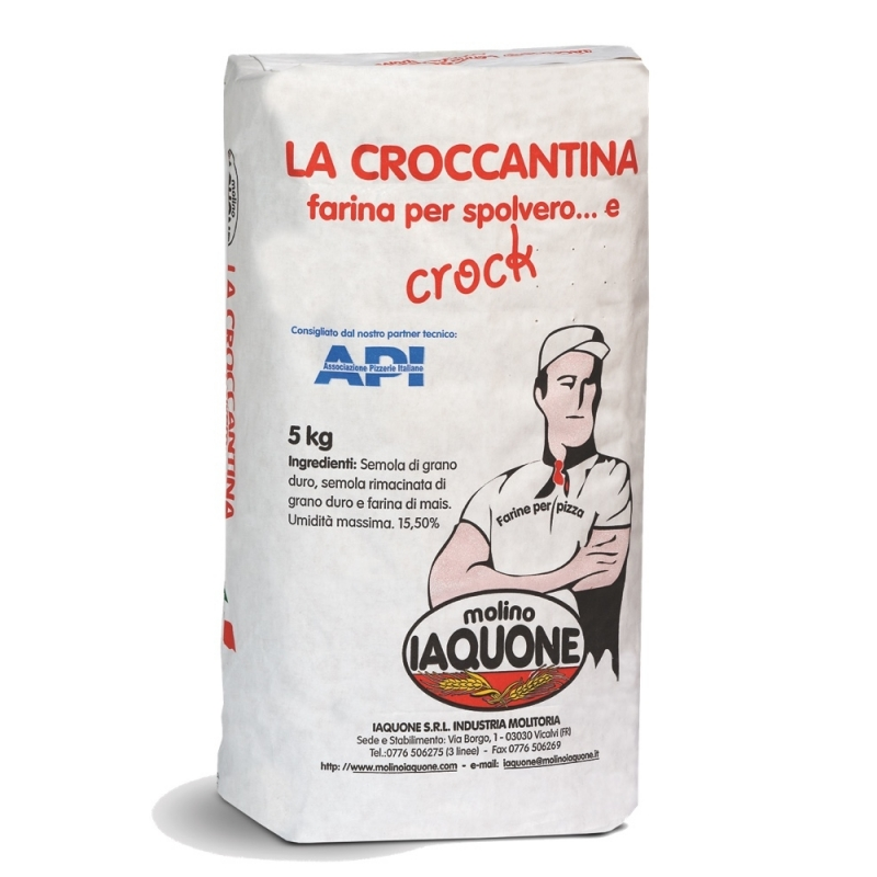"""LA CROCCANTINA"" DUSTING MIX"