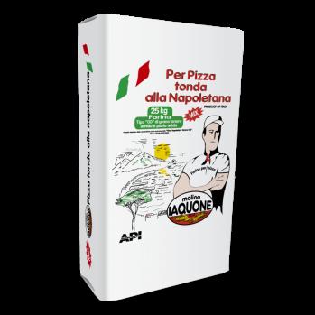 PER PIZZA TONDA NAPOLETANA