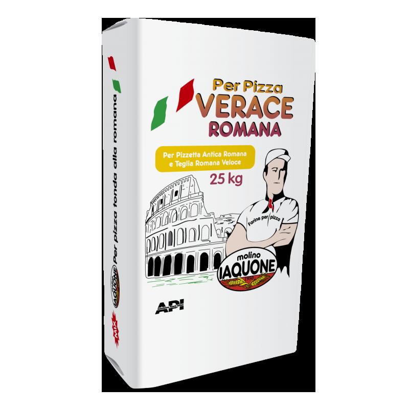 PER PIZZA VERACE ROMANA