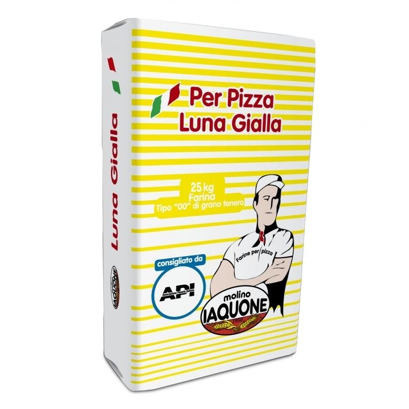 """PER PIZZA """"LUNA GIALLA"""""""