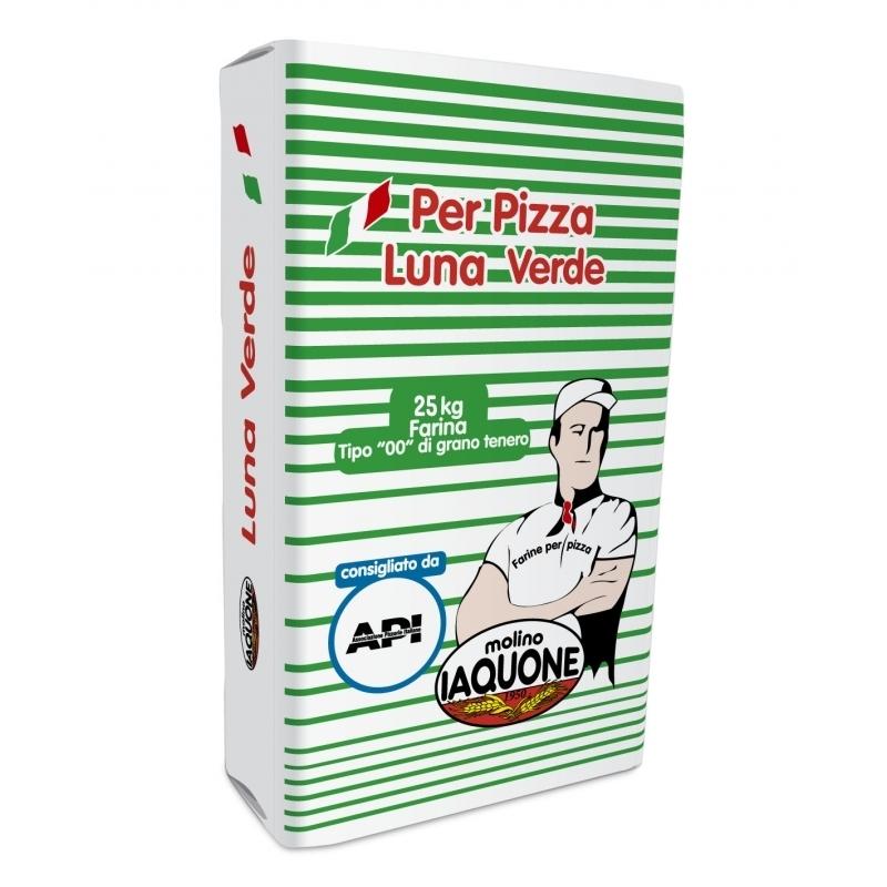 """""""LUNA VERDE"""" FOR PIZZA"""
