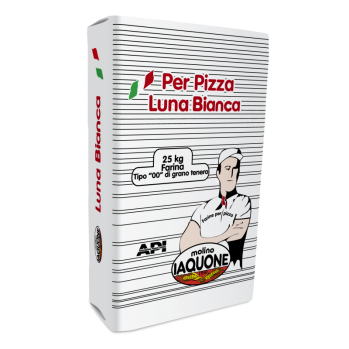 """LUNA BIANCA"" FOR PIZZA"