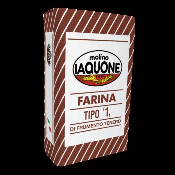 """FARINA TIPO 1 """"SACCO MARRONE"""""""